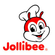 Jollibee Logo - A fast-food restaurant chain based in the Philippines. It is an American-style fast-food restaurant with Filipino-influenced dishes specializing in burgers, spaghetti, chicken and some local Filipino dishes. Currently the biggest fast-food chain in the Philippines.